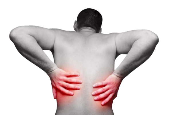 Боль в спине выше поясницы по бокам