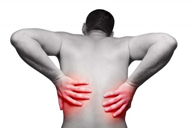Боли в спине выше поясницы справа: причины, лечение