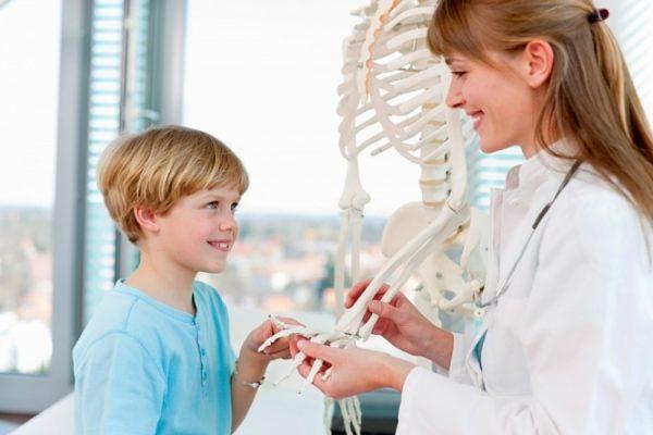 Детский ортопед