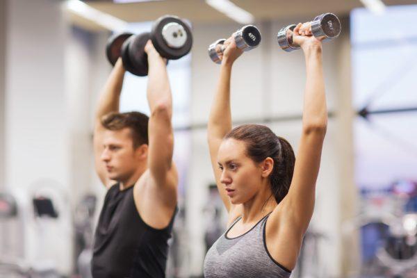 Длительность тренировок не должна превышать 40 минут
