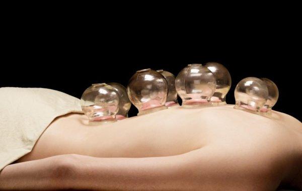 Эффект от баночного массажа