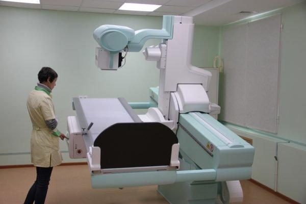 Не во всех медицинских учреждениях есть новейшее оборудование