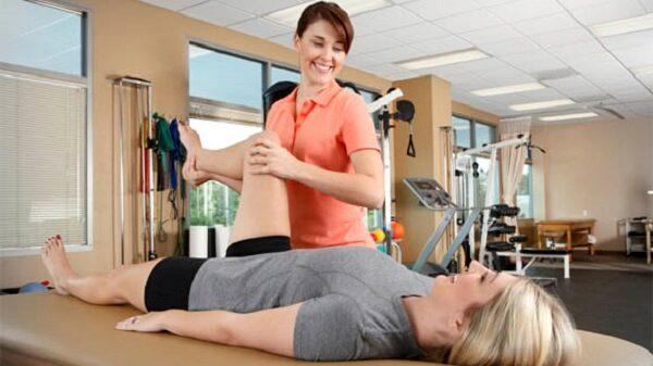 Физиотерапия направлена на поднятие мышечного тонуса