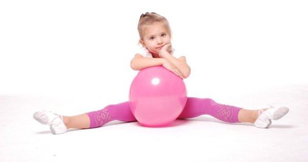 Гимнастика для детей очень важна