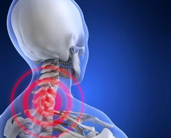 Когда мышцы ослабевают, появляется боль