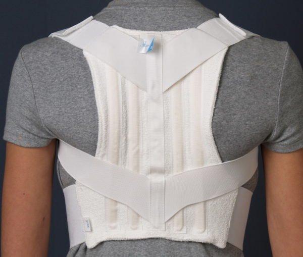 Корсет для позвоночника грудного отдела