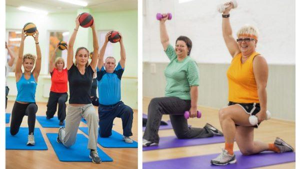 Лечебная физкультура актуальна в любом возрасте