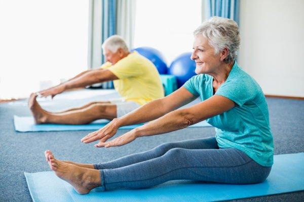 Лечебная физкультура – самый простой и доступный вид лечения шейного остеохондроза