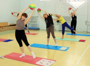 Лечебная физкультурная гимнастика