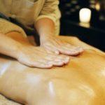 Стимулирующий массаж мышц спины