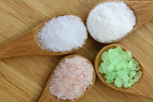 Морская соль для ванн