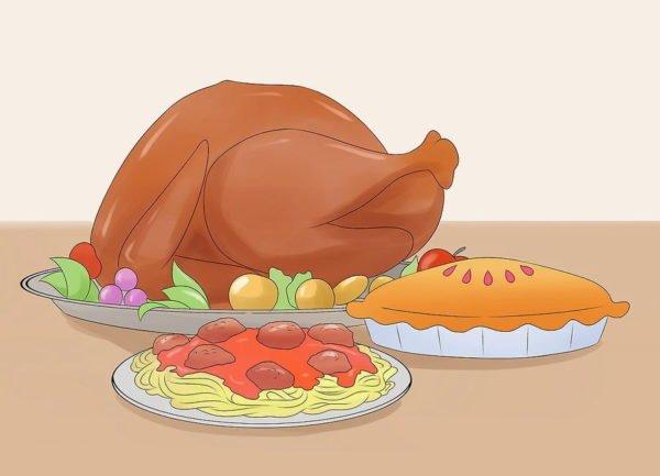 Не ешьте после семи вечера