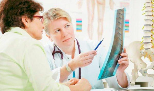 Необходимо периодически посещать врачей