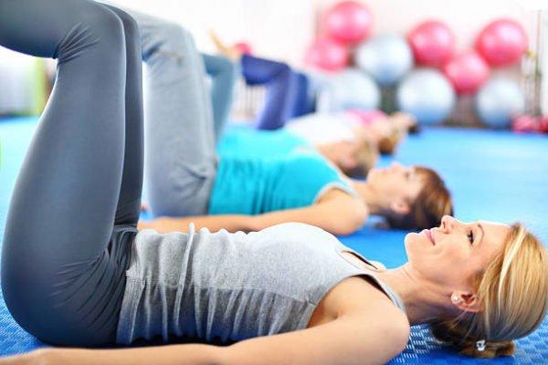 Обязательно обсудите упражнения с лечащим врачом