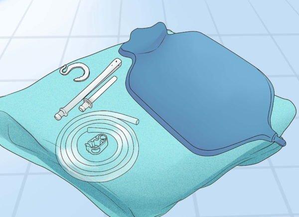 Очистите свой кишечник