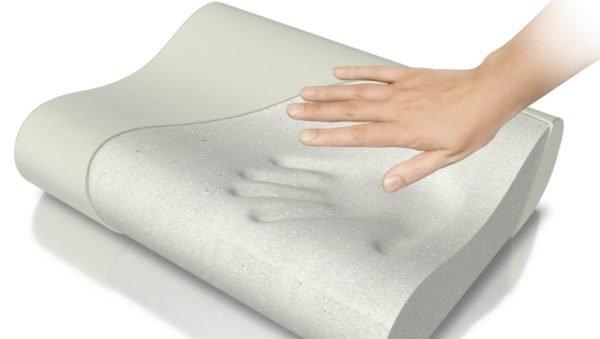 Ортопедическая подушка с памятью формы