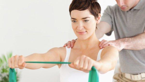 Основная задача реабилитации — в полном избавлении от боли, вызванной наличием остаточных неврологических реакций