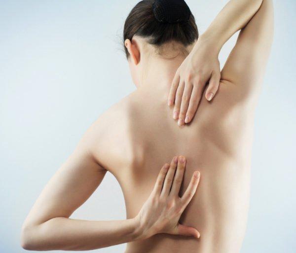 Остеохондроза грудного отдела позвоночника