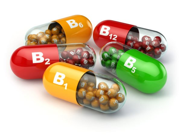 Поливитаминные препараты с комплексами В