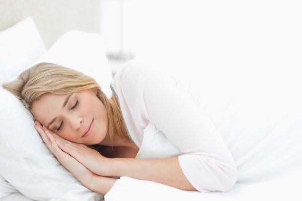 Позаботьтесь о подходящем месте для сна