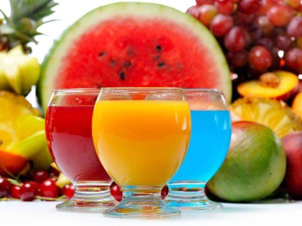 Позаботьтесь о витаминизированном питании