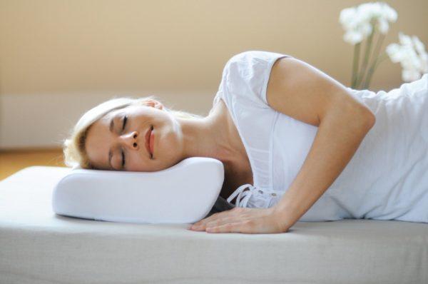 Правильный выбор ортопедической подушки влияет на качество сна и здоровье человека