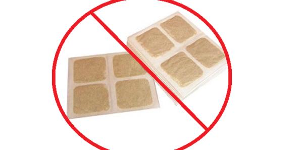 При ишиасе запрещено использовать горчичники