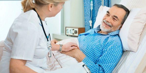 Процесс реабилитации состоит из трех фаз