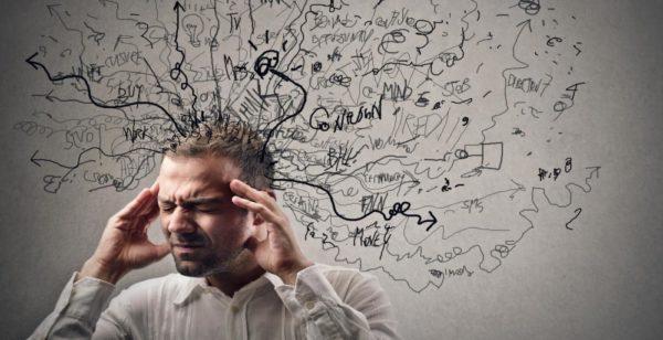 Психические расстройства - одна из возможных причин