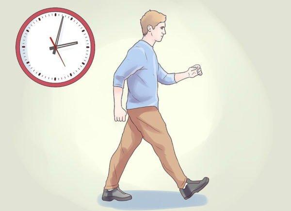 Регулярно прогуливайтесь по офису