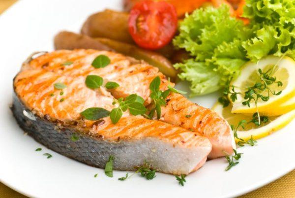 Рыбные блюда обязательно нужно включить в меню