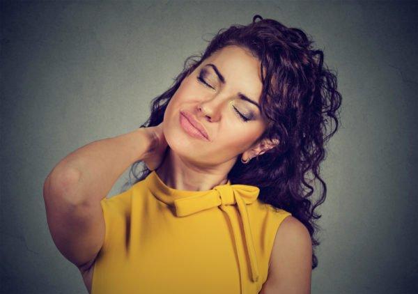 Самым главным симптомом невралгии затылочного нерва является приступообразная боль