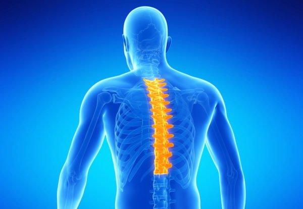 Симптомы компрессионного перелома