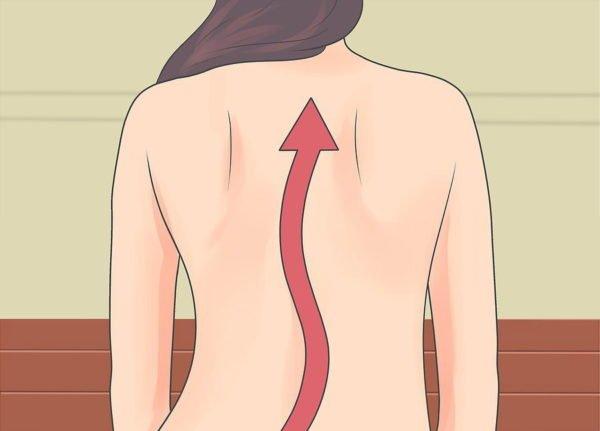 Следите за состоянием спины