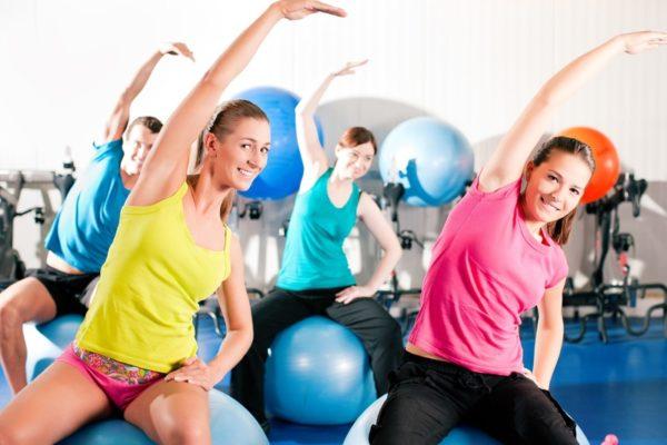 Существует много тренировочных упражнений