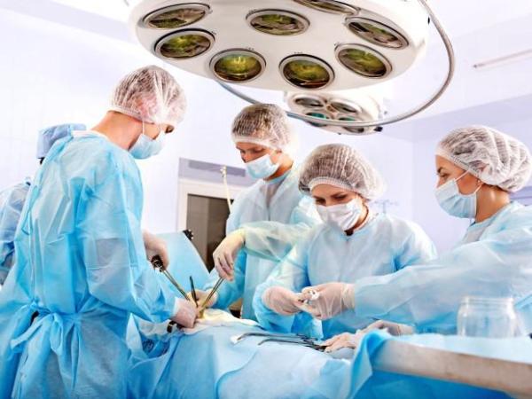 Существует несколько видов операции