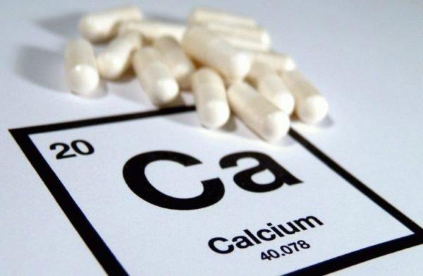 Также важно принимать препараты, содержащие кальций