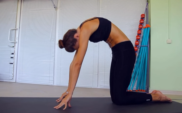 Упражнения от болей в спине и пояснице