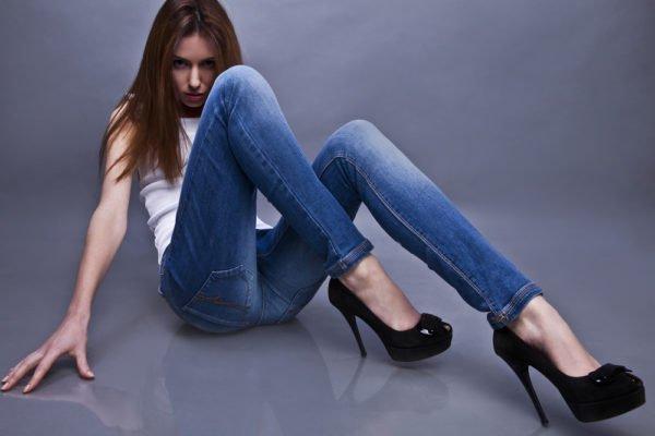 Узкие джинсы повреждают нервы и затрудняют кровообращение