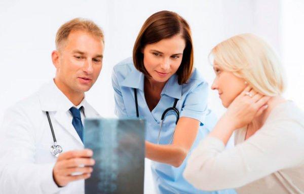 Важно вовремя обращаться к врачу, чтобы избежать осложнений заболевания