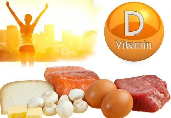 Витамин D необходим для усвоения организмом кальция и укрепления костей