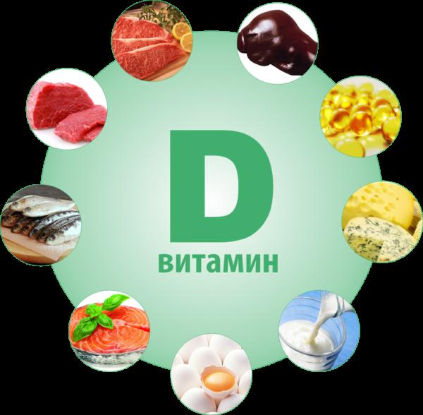 Необходим витамин D