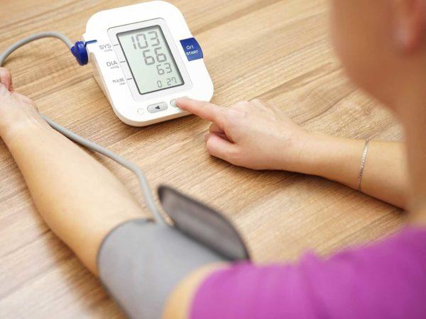 Возможны скачки артериального давления