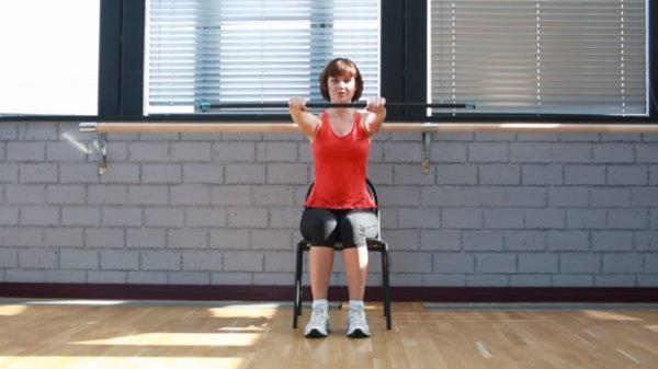 Лечебная гимнастика для грыжи шейного отдела позвоночника thumbnail