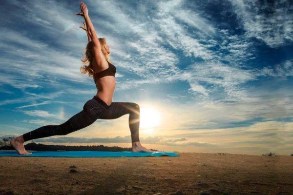 Йога поможет высвободить естественные эндорфины