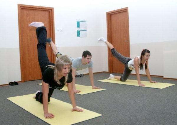 Адаптивная гимнастика для начинающих по Бубновскому
