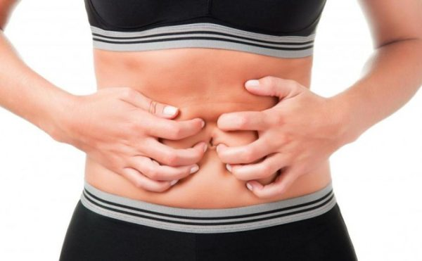 Брюшные мышцы при патологии ослаблены и болят даже после умеренных нагрузок