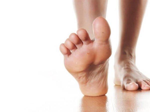 Чувствительность ног может ухудшиться
