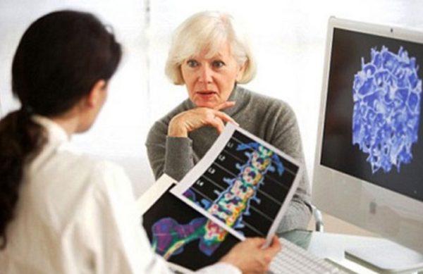 Диагностика миозита