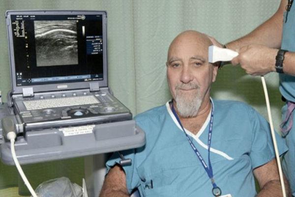 Допплерография сосудов мозга и шеи